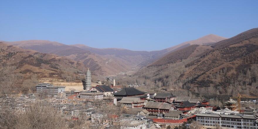 全国网媒看山西首站:佛教胜地五台山