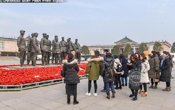 走进八路军太行纪念馆 传承红色基因培育爱国之情