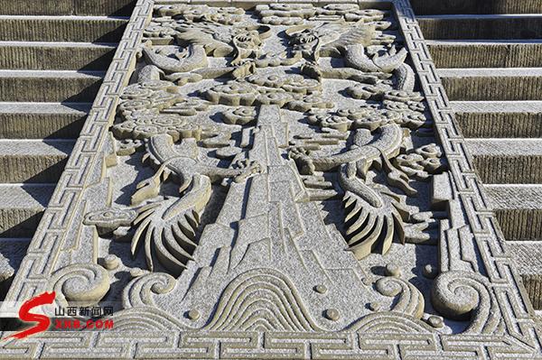 炎帝陵石雕