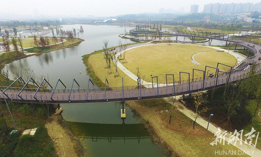 湘潭城区24条黑臭水体完成治理