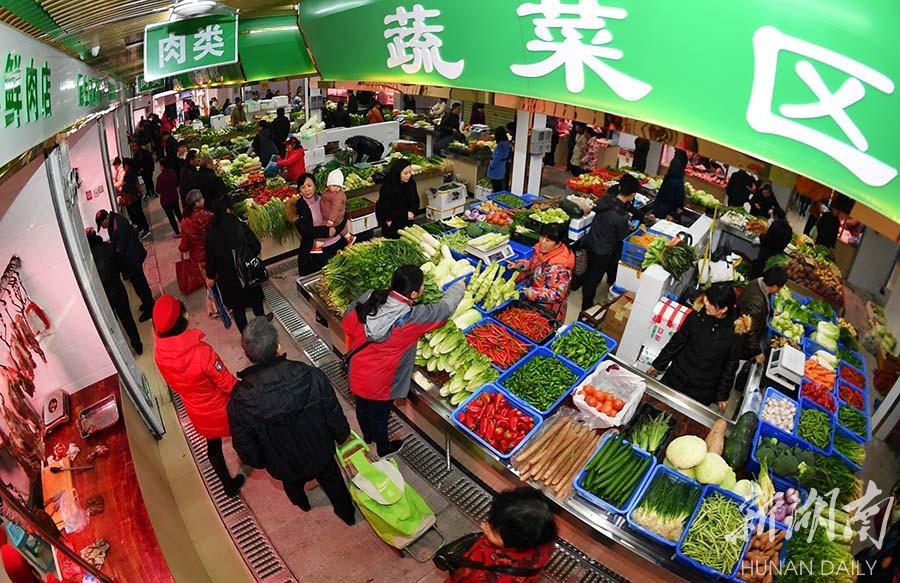 """老厂房""""变身""""农贸市场 新湖南www.hunanabc.com"""