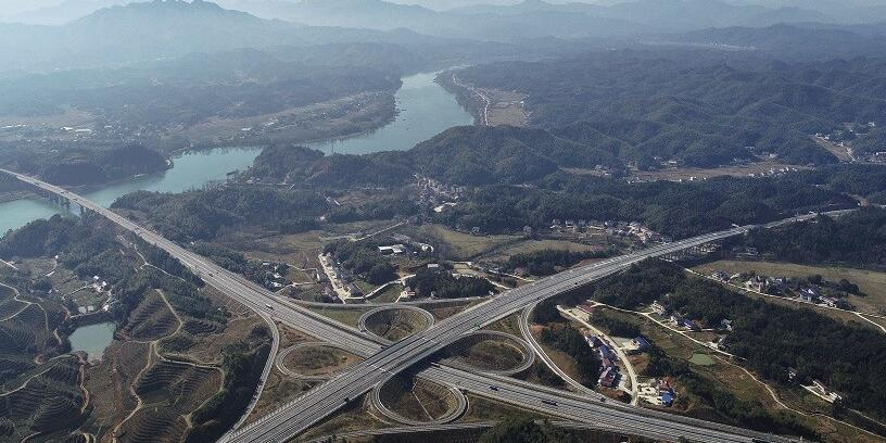 《镜观其变》丨公路:从崎岖土路到平坦高速