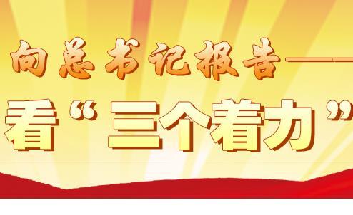 """向总书记报告——看""""三个着力""""的湖南新答卷"""