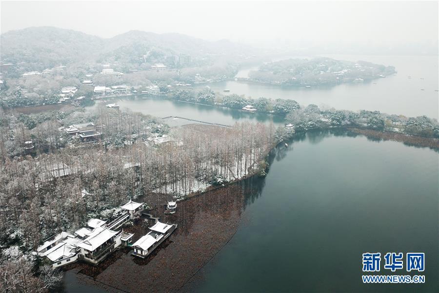 (环境)(3)雪后西湖 独有韵味