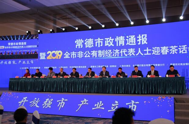 2019年公有制经济_...新时代江西省非公有制经济五年发展规划 2019 2023年 的通知