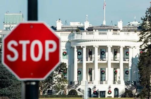 """美国国会""""开张""""前白宫闭门会晤 没谈拢"""