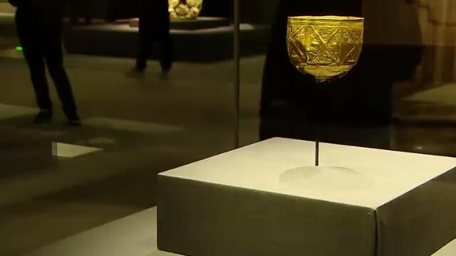 阿富汗国宝亮相长沙!231件展品带你近距离感受古老文明