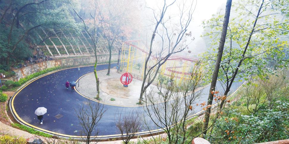 长沙南郊公园换新颜