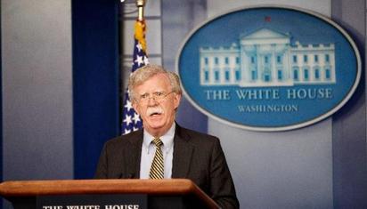 两高官同访中东十国 美国要走还是留