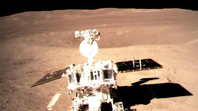 嫦娥一号到嫦娥四号 探月之路我们这样走来