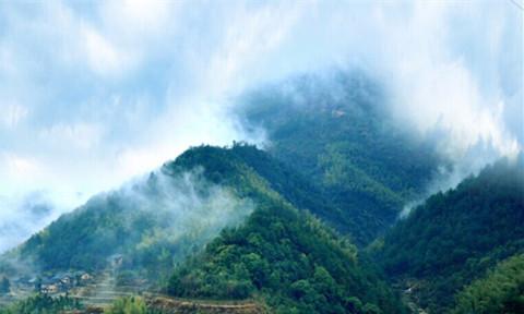 腾云岭国家森林公园通过专家审核 永州国家森林公园数量居全省第一