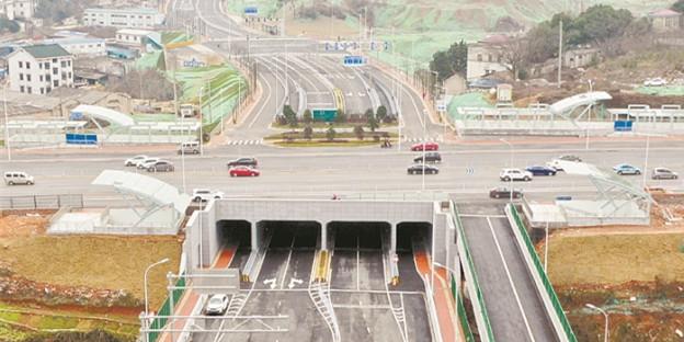 长沙曙光路主城区段全线贯通