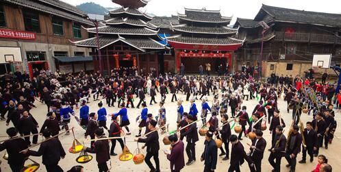 多彩民俗 欢庆新春