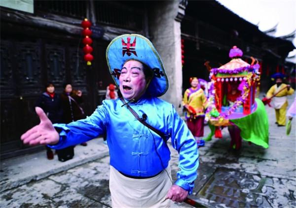 """【我的第70个春节】""""我要演到老,学到老"""""""