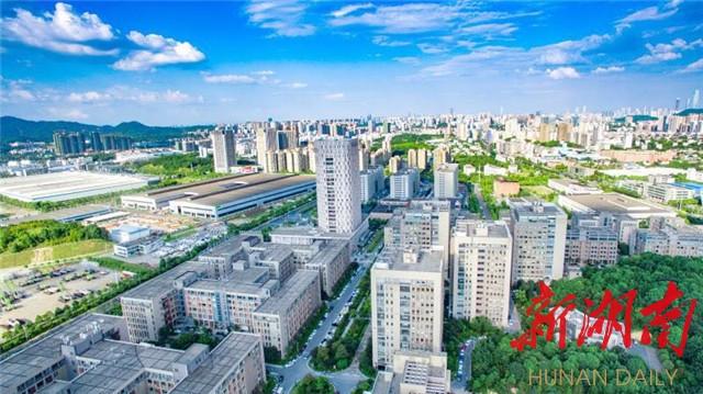 长沙高新区 势如破竹开新局