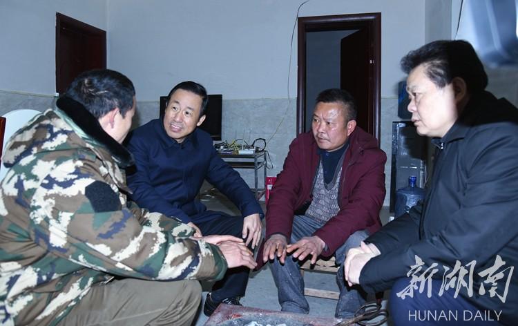 贫困村里听民声解民忧 湖南省五大家领导分赴20个贫困县市开展脱贫攻坚专题调研