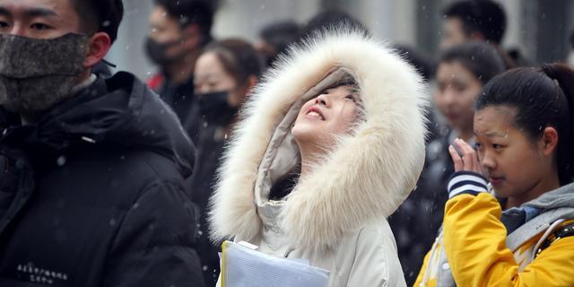 """又见人山人海 中戏2019""""艺考""""开始"""