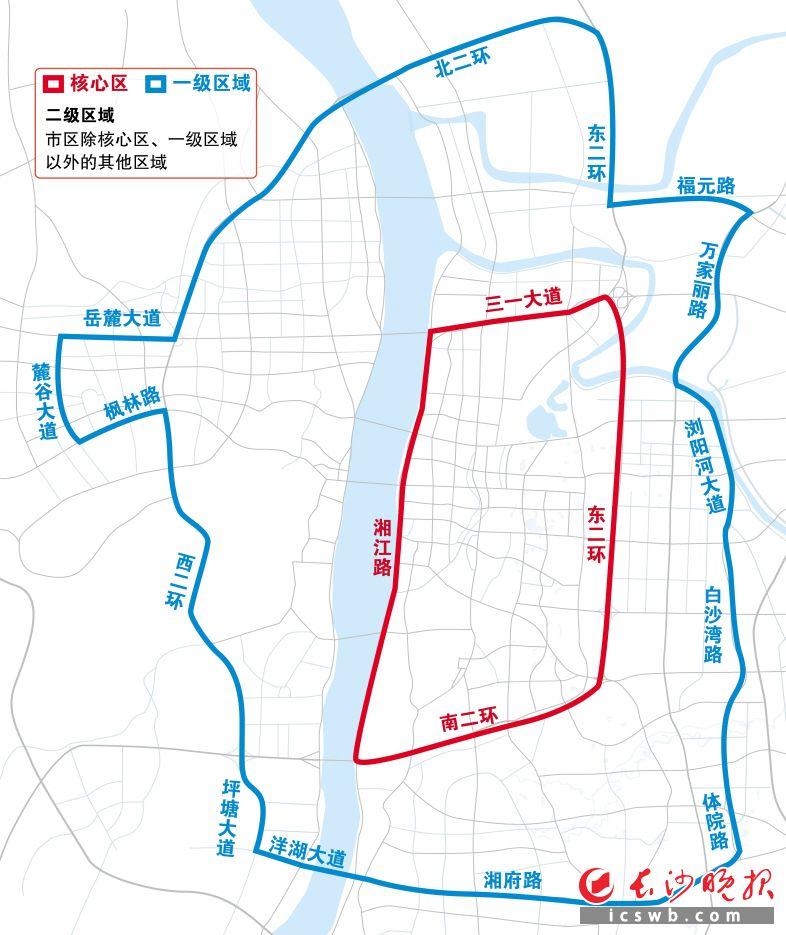 停车场区域划分制图/王斌