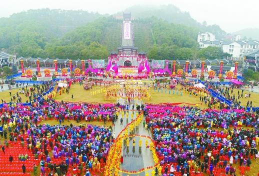 春节假期湖南接待游客3074.56万人次 总收入210.08亿元
