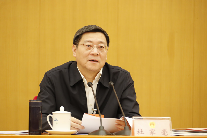 杜家毫代表在《人民日报》谈湖南决战决胜脱贫攻坚
