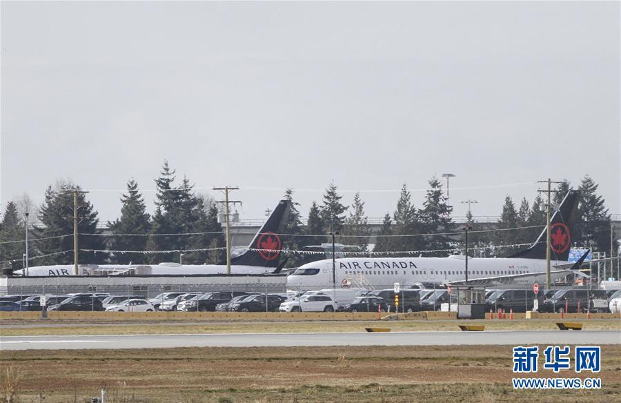 (国际)(1)加拿大宣布停飞所有波音737 MAX型号飞机