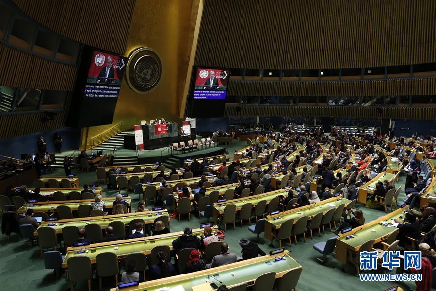 (国际·图文互动)(4)实现性别平等——来自全球的有影响力女性联大发声