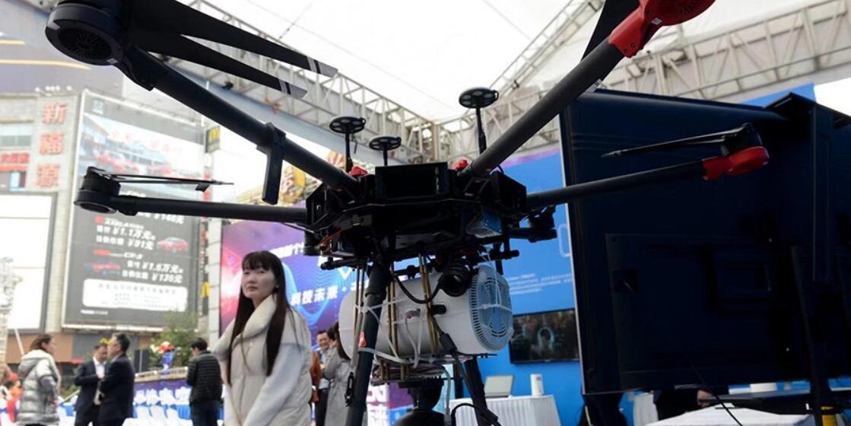 湖南首个5G及人工智能应用场景示范街区启动