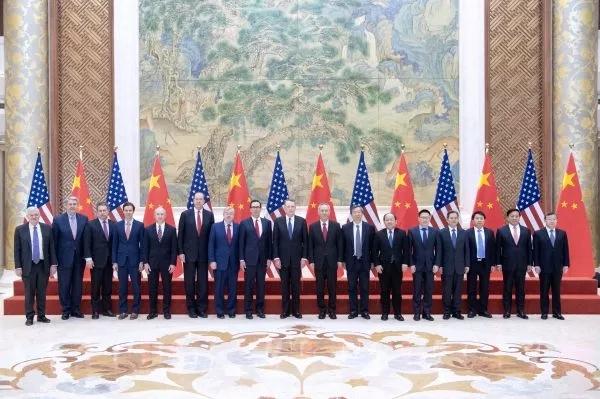 中美经贸磋商最新进展,这几天有点儿不寻常!