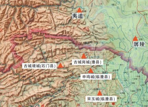 楚汉古城 惊醒两千年旧梦