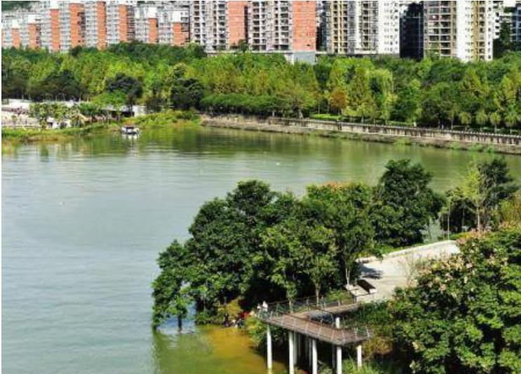 常德市拟申报黑臭水体治理示范城市