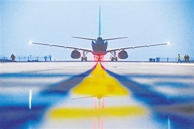 3月底南岳机场将执行夏秋季航班时刻表