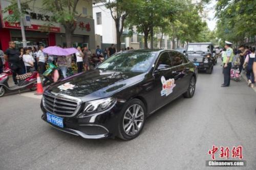 资料图:奔驰车。<a target='_blank' href='http://www.chinanews.com/'>中新社</a>记者 张云 摄