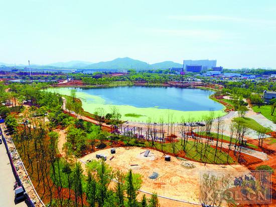 湘潭荪湖公园预计6月开放