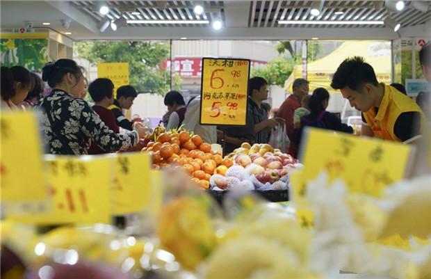 衡阳市居民消费价格指数温和上涨