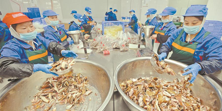 浏阳:蒸菜产业升级