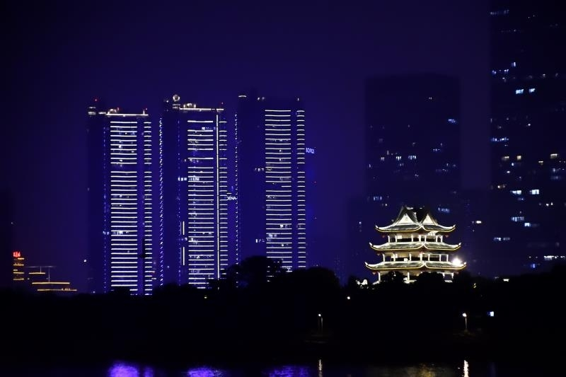 星城长沙流光溢彩 新湖南www.hunanabc.com