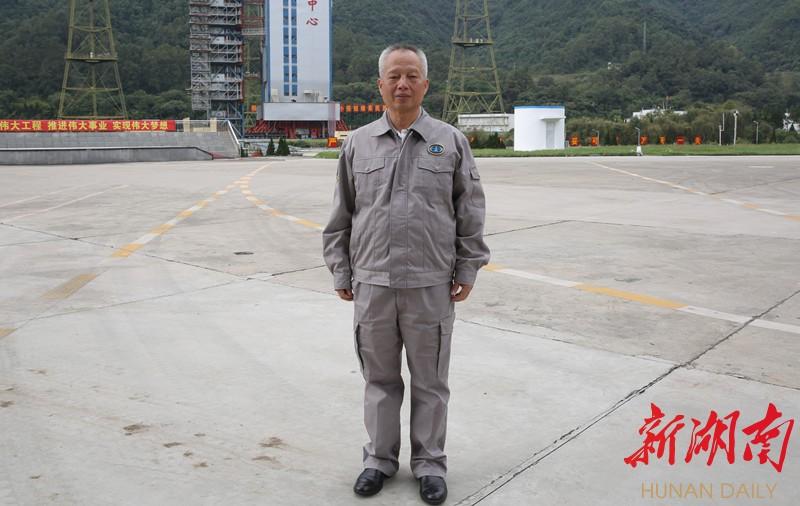 湘籍航天人丨北斗总设计师杨长风:航天梦 参北斗 新湖南www.hunanabc.com