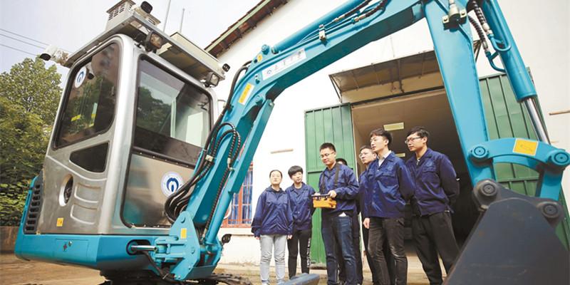南华大学研发出核设施应急抢险与作业装备