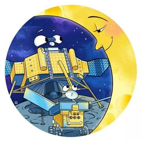 """中国探月工程总设计师吴伟仁:""""小兔子""""状态良好 不久的将来发射嫦娥五号"""