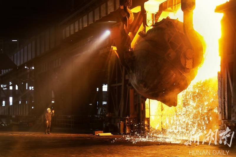 阳春新钢拟注入华菱钢铁 市场可以期待什么 新湖南www.hunanabc.com