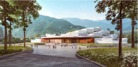 旷世奇缘·人间宝藏丨德马吉国际精心打造铜锣山国家矿山公园