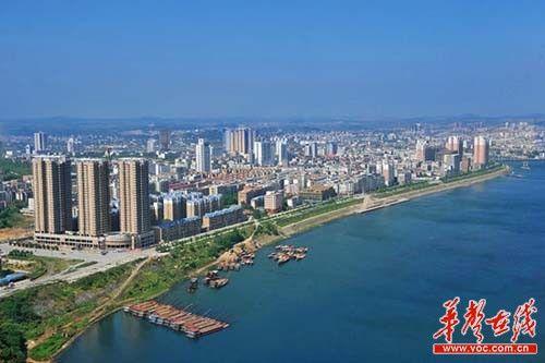 永州一季度实现生产总值405.77亿元