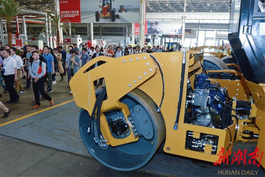 长沙经开区工业旅游升温 新湖南www.hunanabc.com