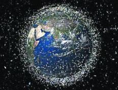 太空也会堵?问题来了……太空垃圾如何清理?