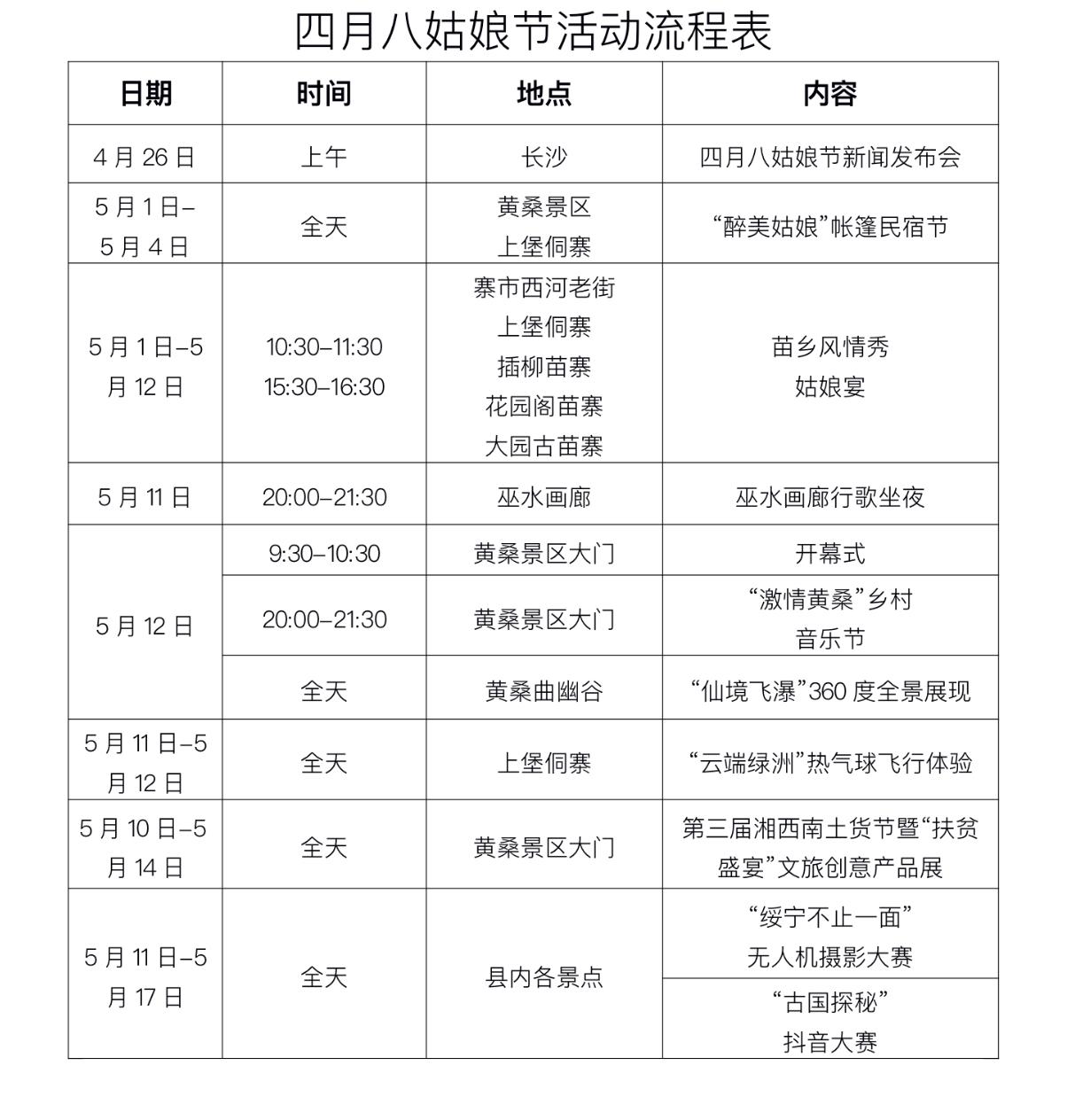 """吃乌饭,祭女祖, 5月去绥宁看苗族""""妇女节""""有多精彩 新湖南www.hunanabc.com"""