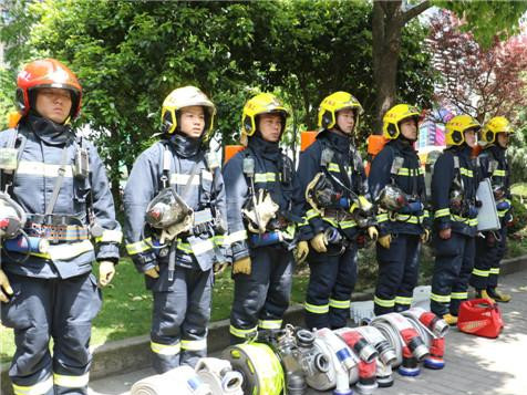 【追梦火焰蓝】地铁起火怎么办? 上海黄浦区消防救援支队车站中队这样施救