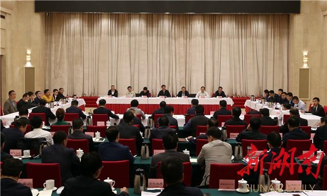 国务院安委会第十三考核巡查组来湘开展现场考核巡查