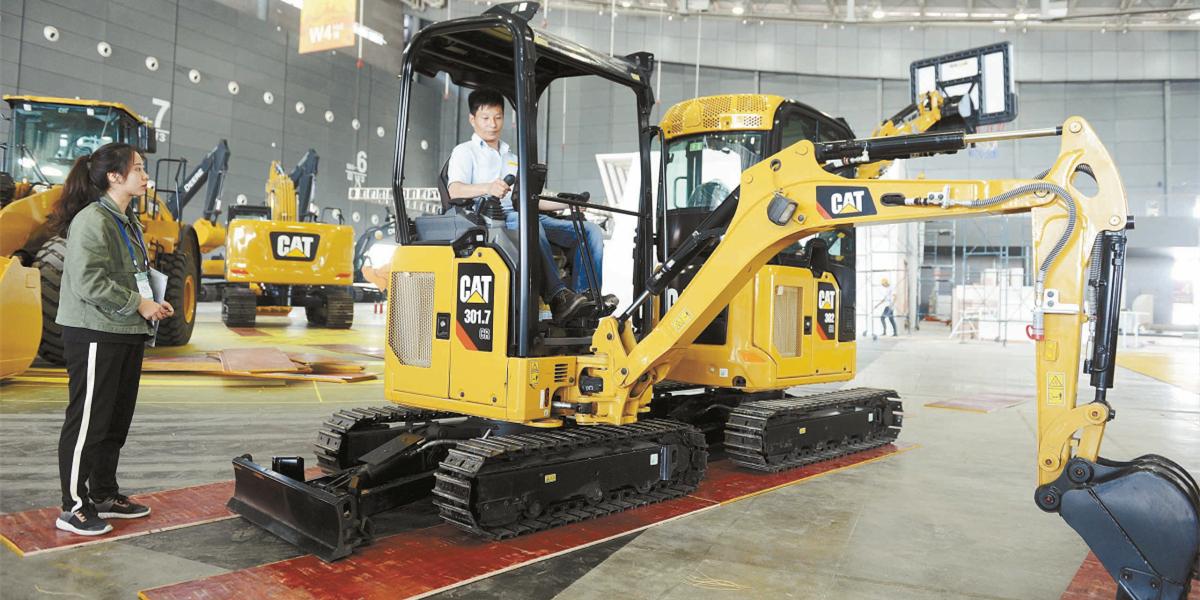 2019长沙国际工程机械展览会布展进行时
