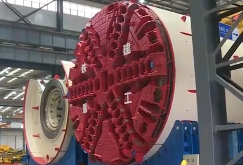 60%进场!2019长沙国际工程机械展室内八馆开始布展