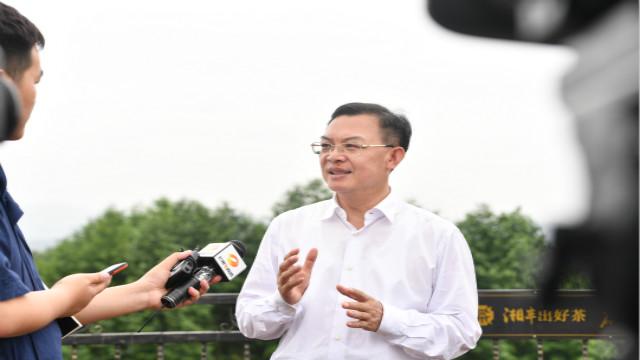 """[乡村振兴在""""路""""上]专访沈裕谋:为全国交通运输发展提供""""长沙县方案"""""""